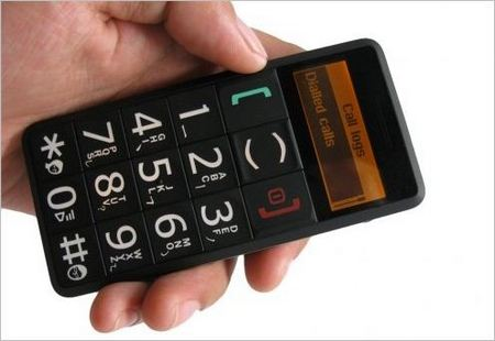 6380 Senior Mobile Phone