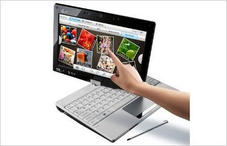 ASUS Released Multitouch Tablet Netbook: Eee PC T91MT