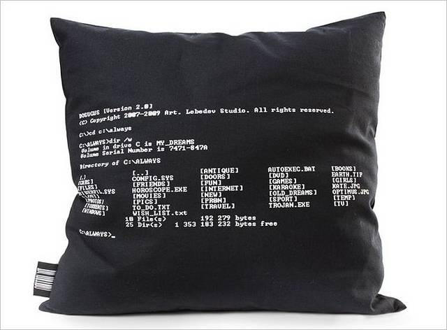 Dosogus Pillow Tell You What Is DOS