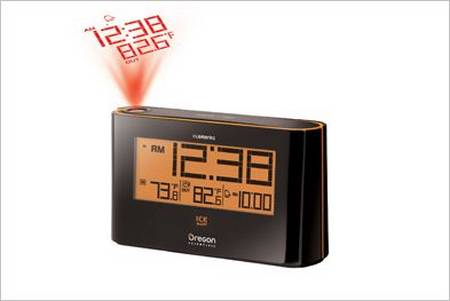 Elements Atomic Projection Alarm Clock