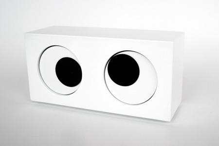 Funny and Elegant Eye Clock