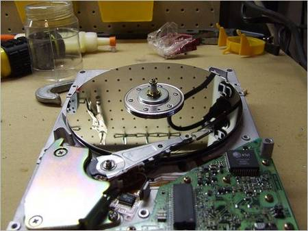 How to Utilize Your Junked Hard Disk Drive