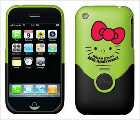 Hello Kitty Battery Doors For Its 35th Anniversary