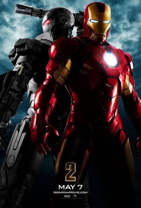 Iron Man 2: War Machine Poster Released