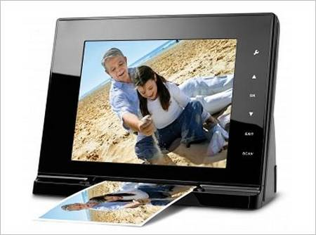 JOBO ScanViewer:A Digital Photo Frame Supporting Scanning Photos
