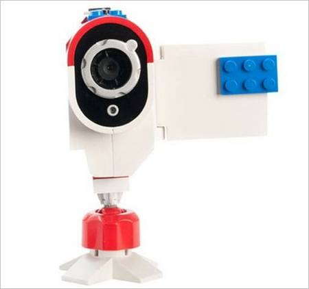 Capture Your Life with LEGO Stop Animation Video Camera
