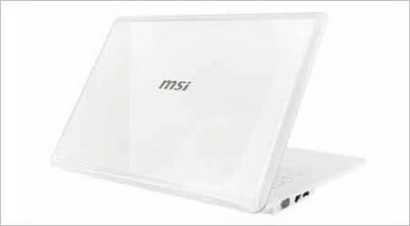MSI X-Slim X430, the Lightest Notebook