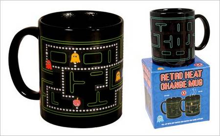 Pac-Man Mug For Your Office Life