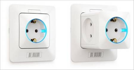 Rozetkus 3D Make Outlet More Elegant And Save More Space