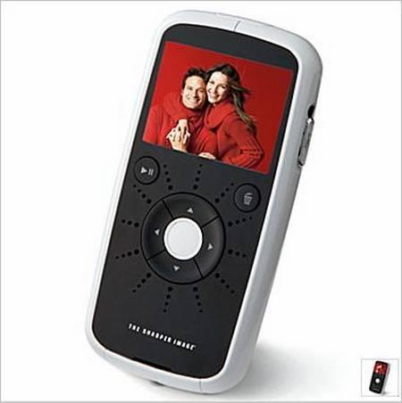 Sharper Image U Video Camera