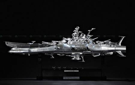 Space Battleship Yamato Model
