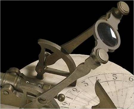 Sundial Cannon Alarm Clock Open Fire On You Who Are Sleeping