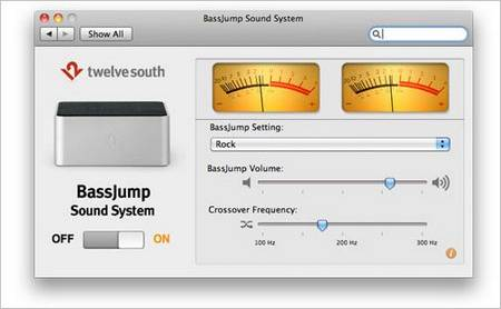 Twelve South BassJump Subwoofer Speaker Special For Macbook