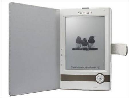 ViewSonic Ebook Reader, VEB612