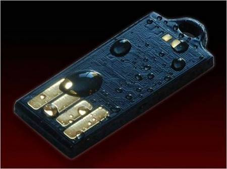 Waterproof and Shock Resistant USB Flash Drive by Active Media
