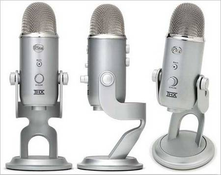 Yeti: THX Certified Microphone by Blue Microphone