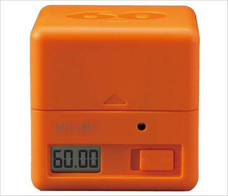 Cubic Timer a Uesful Gadget for Cooking