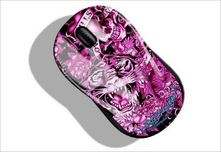 Splendid Ed Hardy Limited Edition Mouse