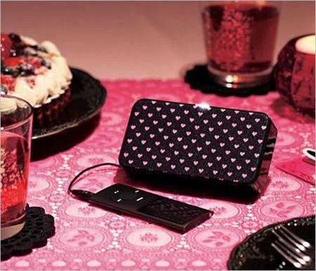 Fashionable MM-SPP4 Speaker Series