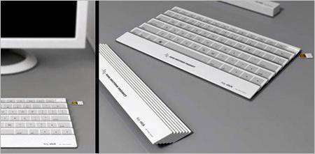 Cool Foldable Keyboard