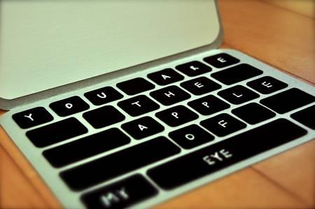 Greeting Card Like MacBook