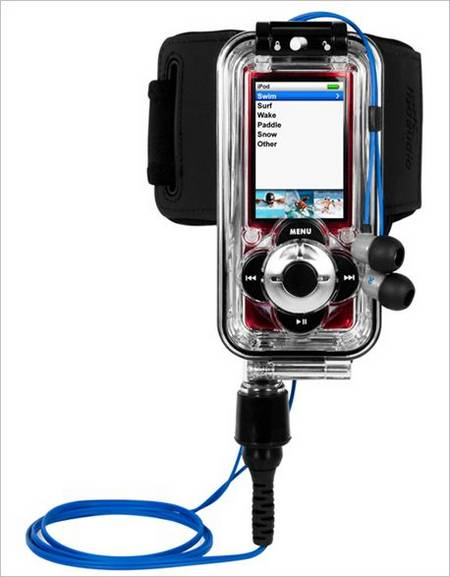 Waterfroof Case for iPod Nano by H2O Audio