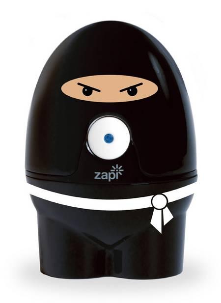 Sterilizing Ninja: Hi-Ys Zapi Toothbrush Sanitizer