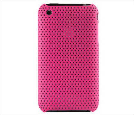 Perforated Snap Case for Your precious iPhone 3G and 3GS
