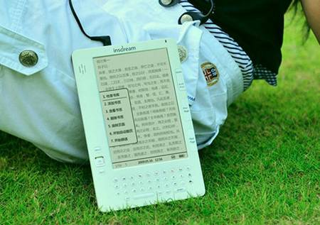 eBook Reader without E-ink Insdream SX-601