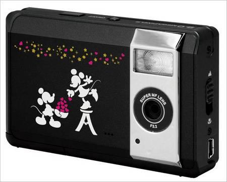 Kenko-Tokina Disney Milky Digital Camera