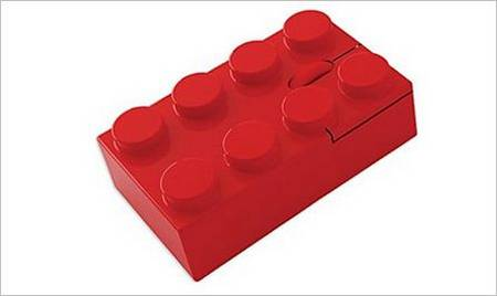 LEGO Brick Mouse for LEGO Fanatics