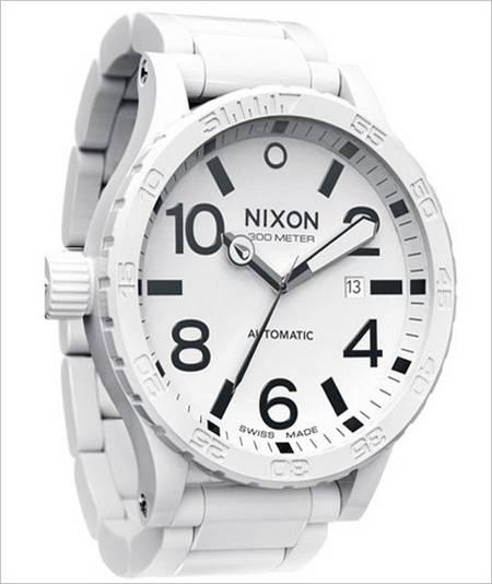 Nixon Ceramic 51-30 Automatic Timepiece
