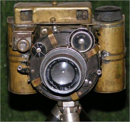 Incredible Steampunk Camera DIY