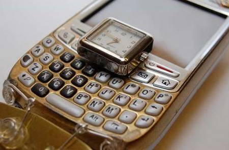 Steampunk Treo Smartphone Mark 1
