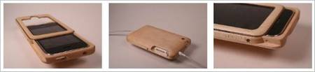 Substrata, Another Wooden iPhone Case