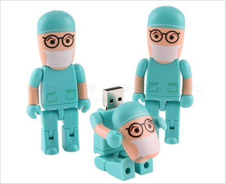 Funny Surgeon USB Drive