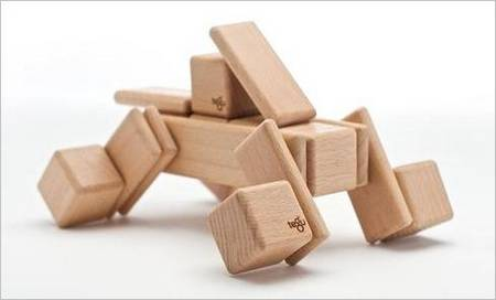 Tegu Wooden Building Blocks with Magnets