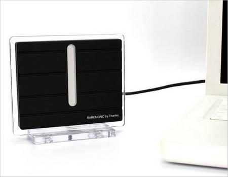 USB AM/FM Radio by Thanko