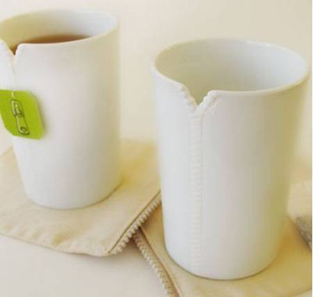 Zipper Cup Set Gives Your Fresh Start