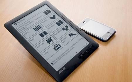Asus DR-950 eBook Reader