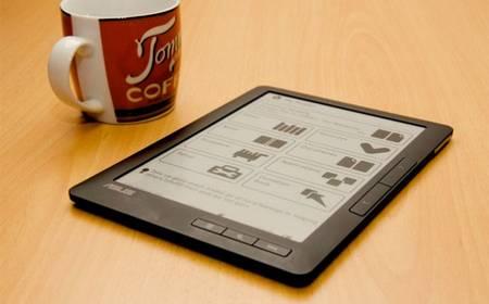 Asus DR-950 eBook Reader