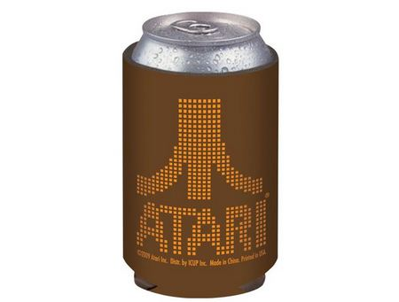 ATARI Can Coozy for your memory and carbonated beverage