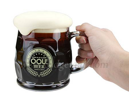 Craetive Beer Cup without Beer
