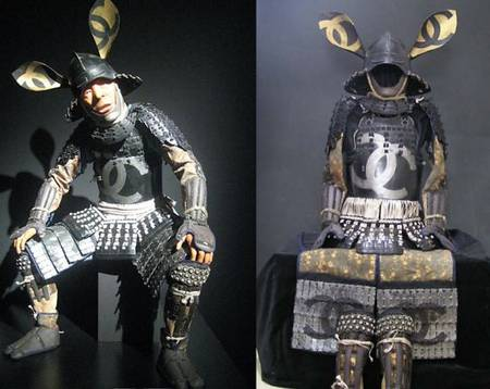 Samurai Armor from Japanese Sengoku Period