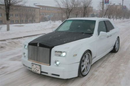 DIY your own Rolls Royce