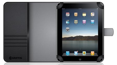 Griffin Elan Passport iPad case