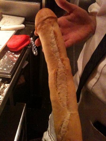 Why baguette is so hard