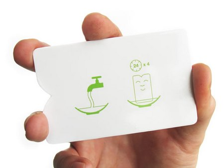 Amazing Growing business card