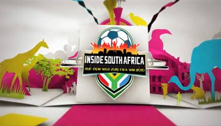 Inside South Africa for 2010 FIFA world cup