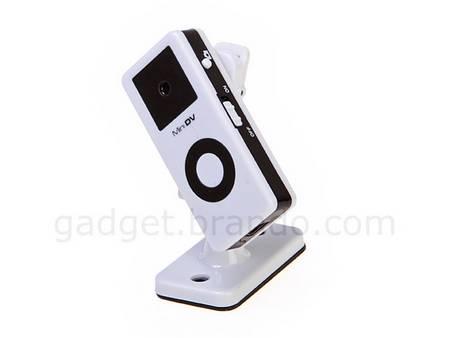 iPod-shaped mini spy camera